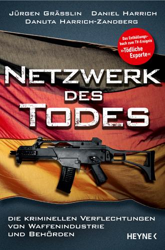 Cover des Buches Netzwerk des Todes